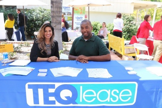 TEQlease attends Job Fair