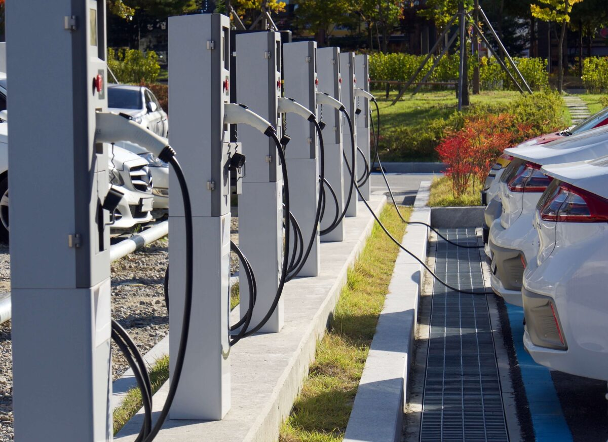 TEQlease Commercial Equipment Finance Finances in Demand Electric Vehicle Charging Stations